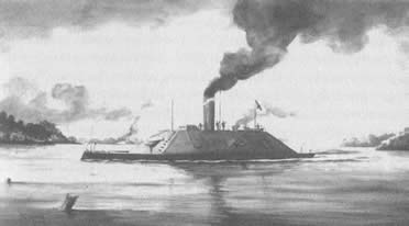 """ironclads research paper On february 14, 1862, the first seagoing ironclad warship of the united states  navy was  mystic seaport collections and research department, 2017  """" report of assistant surgeon van gieson, u s navy, of casualities: uss  galena."""